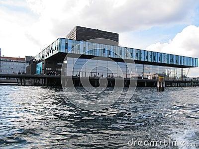 Actors House in Copenhagen