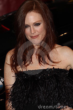 Actress Julianne Moore Royalty Free Stock Images - Image: 13073739