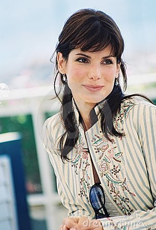 Actress Sandra Bullock Editorial Photo