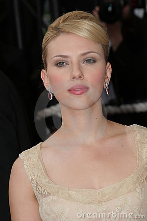 Free Actress Scarlett Johansson Royalty Free Stock Images - 13466829