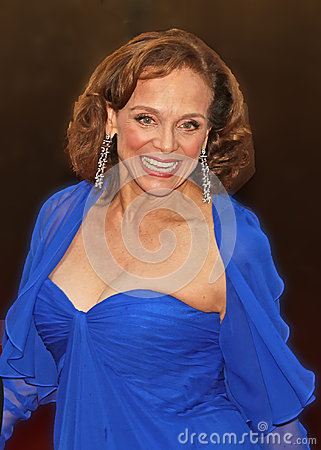 Valerie Harper Editorial Stock Photo