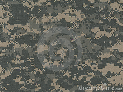 ACU Digital Camouflage Pattern