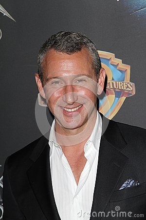 Adam Shankman at the CinemaCon 2012 WB Studio Presentation, Caesars Palace Hotel, Las Vegas, NV 04-24-12 Editorial Stock Image