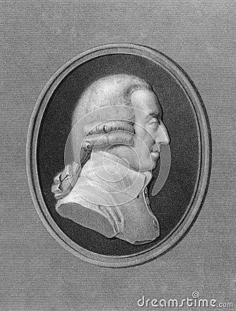 Adam Smith Editorial Stock Photo