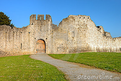 Adare Castle Co. Limerick - Ireland.