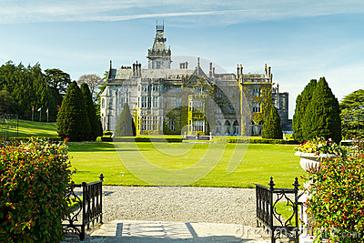 Adare manor and gardens