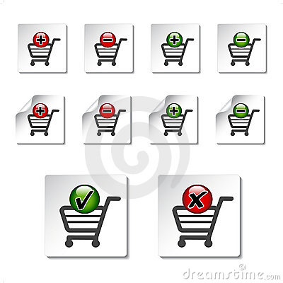 Add delete shopping cart item