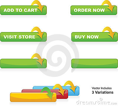 Add to Cart, Order, Buy Now & Visit Store Buttons