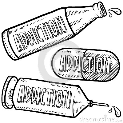 Illustration essay on alcohol addition
