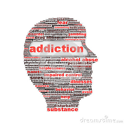 Addiction Symbol Concept Royalty Free Stock Photography ...