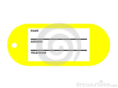 Address tag