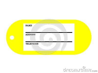 Address tag