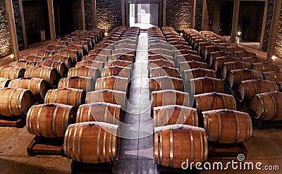 Adega de vinho