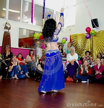 Adelaide Belly Dancing Editorial Photo
