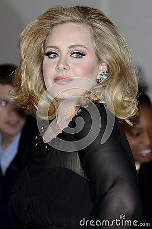 Free Adele Royalty Free Stock Photo - 23574325