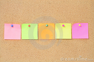 Adhesive Note Papers