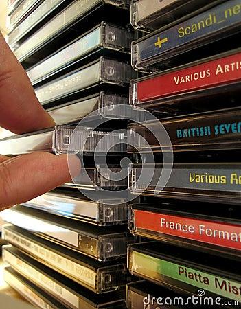 Adhérence CD