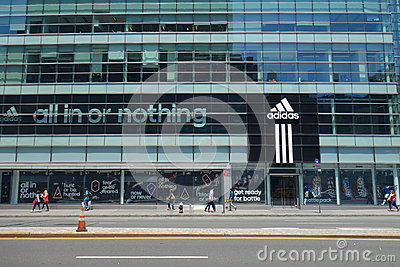 new adidas store in manhattan