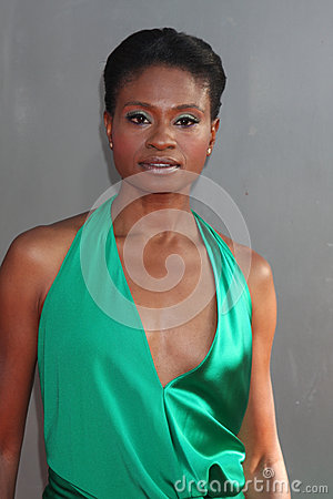 Adina Porter Editorial Photo