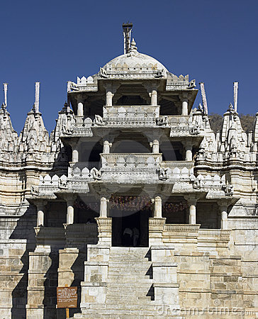 Adinath Jain Temple - Ranakpur - India