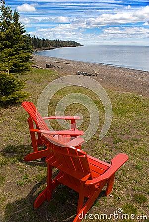 Adirondack krzesło