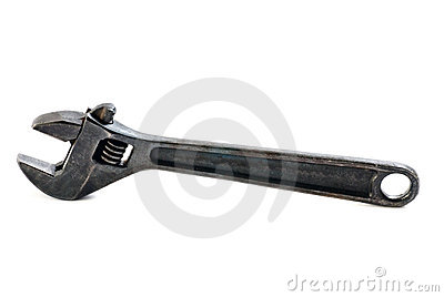 Adjustable driver (monkey wrench)
