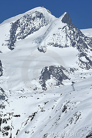 Adlerhorn and Rimpfischhorn