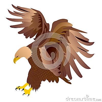 Eagle-Vektor