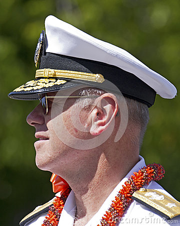 Admiral Williams Editorial Photography