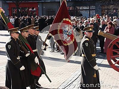 Admission into NATO Editorial Photo