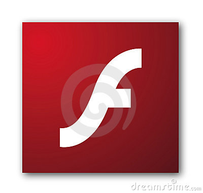 Free Adobe Flash Player Royalty Free Stock Photo - 17611755