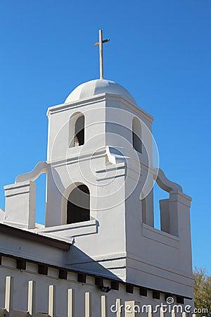 Free Adobe Mission, Scottsdale, Arizona Royalty Free Stock Photo - 29174405