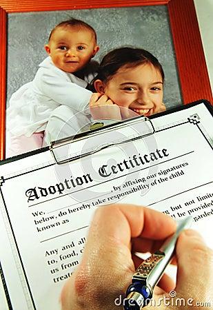 Free Adoption Royalty Free Stock Image - 18728786