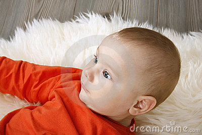 Adorable Baby Boy Stock Image - Image: 19226491
