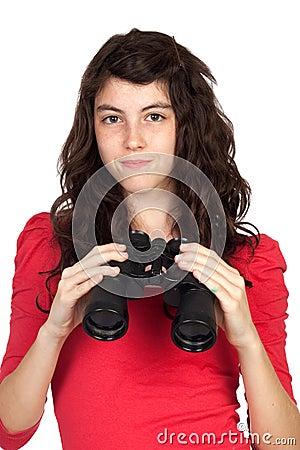 Adorable Teen Girl Royalty Free Stock Photography - Image: 14552187