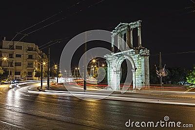 Adrianou Gate