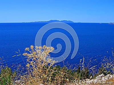 Adriatic clarity, Croatia