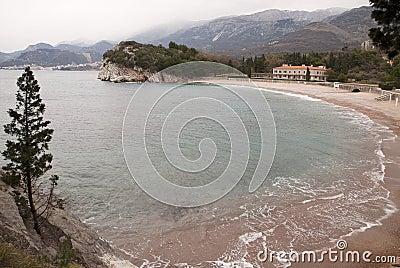 Adriatic coast.
