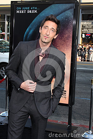 Adrien Brody Editorial Photo