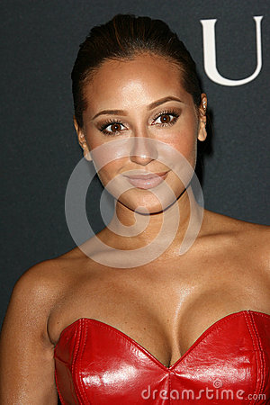 Adrienne Bailon Editorial Photo
