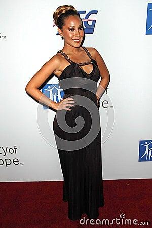 Adrienne Bailon, Hilary Duff Editorial Photo
