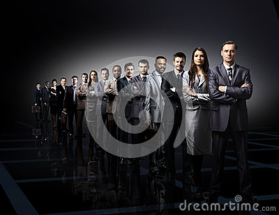 Adult black boss business businessman businesspeople camera colleague communication