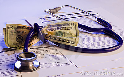 Advance healthcare directive and money