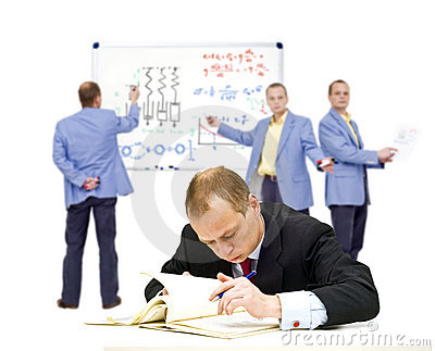 Advanced Learning Stock Images - Image: 7959594