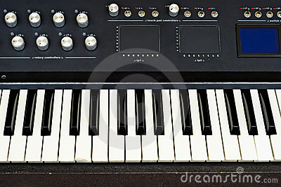 Advanced synthesizer