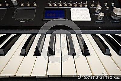 Advanced synthesizer