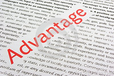 advantage meaning