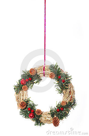 Free Advent Wreath Royalty Free Stock Photos - 17144238