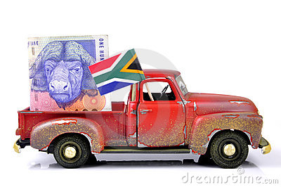 Adventure in South Africa.