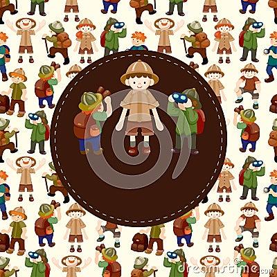 Adventurer people card